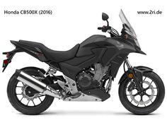 Honda CB500X (2016)