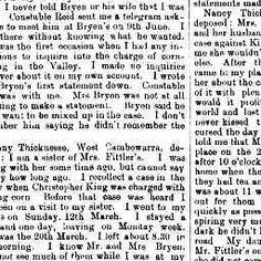 30 Aug 1899 - TUESDAY.