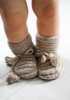 Baby Booties Alaca Society