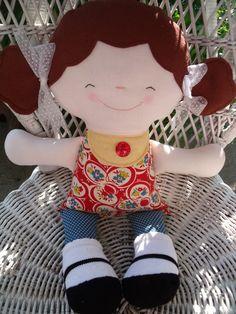 boneca de maria chiquinha