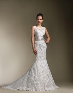 Justin Alexander 8596 - Ellie's Bridal Boutique (Alexandria, VA)