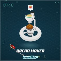 "Look at my beautiful planet ""Bread Maker""! http://galaxy.walkrgame.com/xcPThpkkSsz/106"