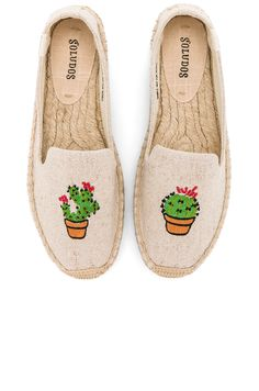 online shopping for Soludos Cactus Platform from top store. See new offer for Soludos Cactus Platform Slip On Espadrilles, Espadrille Shoes, Platform Shoes, Slip On Shoes, Top Shoes, Moda Boho, Beach Shoes, Fall Shoes, Me Too Shoes
