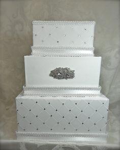 Wedding Card Box Wedding Post Box, Money Box Wedding, Card Box Wedding, Wedding Gifts, Wedding Ideas, Wedding Stuff, Reception Card, Reception Ideas, Bridal Shower Planning