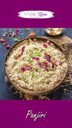 Fun Baking Recipes, Sweet Recipes, Cooking Recipes, Indian Dessert Recipes, Indian Sweets, Kulfi Recipe, Vegetarian Snacks, Food Videos, Punjabi Cuisine