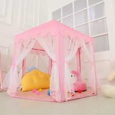 Kids Bedroom Designs, Kids Room Design, Little Girl Bedrooms, Girls Bedroom, Baby Room Decor, Room Decor Bedroom, Kids Bed Frames, Toddler Rooms, Toddler Girl Bedrooms