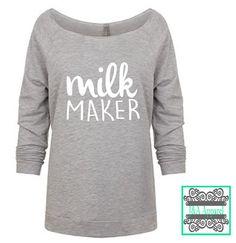 Milk Maker  Breastfeeding  Normalize Breastfeeding by JandAApparel