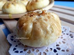 Awayofmind Bakery House: Siew Bao 2 (Baked BBQ Chicken Buns) 烧包