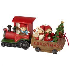 Christmas Toys 2017 Weihnachtszug mit Kindern 29x8x13,5cm - Villeroy & Boch