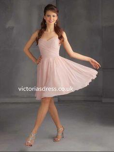 Sweetheart Knee-length Bridesmaids Dress £59.99 NOW!