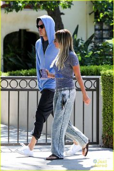 Ashley Tisdale: Trader Joe's with Christopher French! | ashley tisdale trader joes chris french 21 - Photo