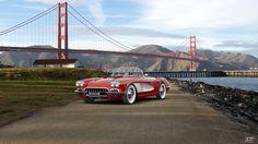 Wie gefällt euch mein Tuning #Chevrolet #Corvette 2958 auf 3DTuning #3dtuning #tuning