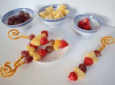 St Nicholas Day, Fruit Salad, Food Inspiration, Kids Meals, Good Food, December, Food And Drink, Tapas, Lunch