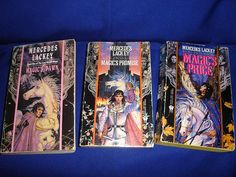 The Last Herald-Mage series by Mercedes Lackey