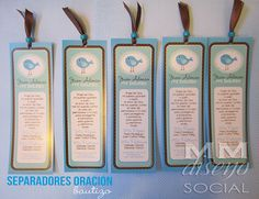 SEPARADORES CON ORACION by MM DiseñoSocial, via Flickr