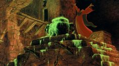 The Black Cauldron (1985) | The Definitive Ranking Of Walt Disney Animation Studios Films