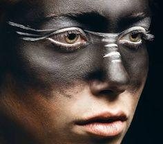 My Mask photographed by Rodger Olivares- ONE EYELAND
