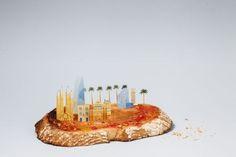 Pan con tomate - Barcellona