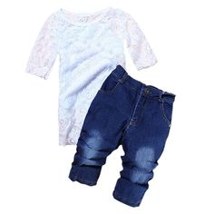 http://babyclothes.fashiongarments.biz/  Girls Denim Clothing Sets Children Casual Summer Short Sleeve + Cotton Sling Top + Denim Trousers Suit Set Sell 2T, http://babyclothes.fashiongarments.biz/products/girls-denim-clothing-sets-children-casual-summer-short-sleeve-cotton-sling-top-denim-trousers-suit-set-sell-2t/,  Department Name: Children  Item Type: Sets  Pattern Type: Floral  Sleeve Style: Regular  Closure Type: Pullover  Gender: Girls  Style: Casual  Fabric Type: Worsted  Material…