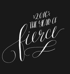 HEY THERE 2016, YOU'RE LOOKING GOOD!
