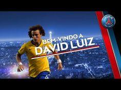 David Luiz tire la langue après avoir dit Paris est magique (vidéo) - http://www.actusports.fr/105571/david-luiz-tire-langue-apres-avoir-dit-paris-magique-video/