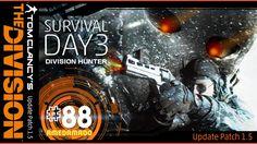 【PS4でディビジョン】サバイバル!3日目