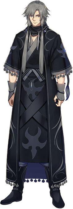 Character | Thunderbolt Fantasy -  Diāo Mìng (Chōmei)