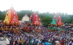 Wishing you Happy #BahudaYatra may Lord Jagannath Bless You.