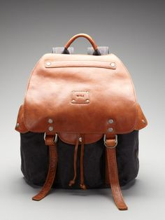WILL Leather Goods Lennon Rucksack