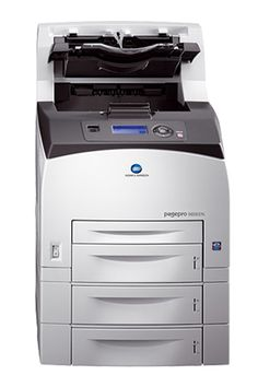 Driver UPDATE: Konica Minolta 2560 Print System