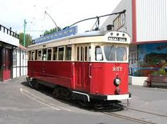Trams were main city transport during my student days. . . .