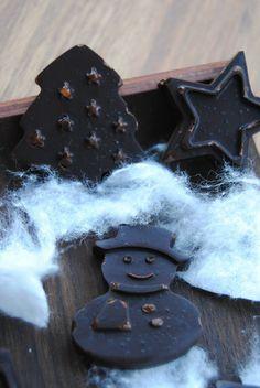 Terveen Hyvää: Helpon helppo taivaallinen tumma suklaa