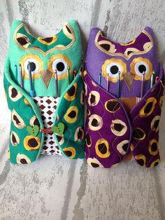 Owl desk tidy~Paintbrush Holder~Make Up Brush~Crochet Hook Holder~Pencil Holder~Pen Storage~Crochet hook storage~Crafters Gift~Pen Holder~