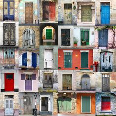 Thirty Doors by Igor Shrayer