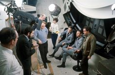 Revealing behind-the-scenes photos from pioneering Stanley Kubrick film '2001: A Space Odyssey' Sci Fi Authors, Sci Fi Films, Stanley Kubrick Quotes, 2001 A Space Odyssey, King Book, Fiction Movies, Acting Tips, Indie Movies, Great Films