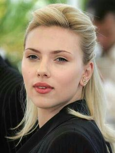 Scarlett Johansson. Actress ❤❤