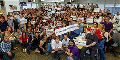 Todos los trabajadores del diario repudiaron la posición de la editorial publicada el lunes.