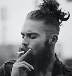 Mens Top Knot Hairstyles Hair Style Haircuts And Knot Hairstyles - Mens hairstyle top knot