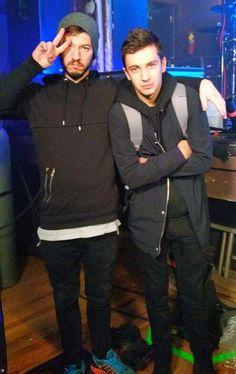 Josh Dun & Tyler Joseph Twenty One Pilots