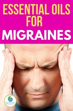 Suffering from chronic migraines? Here are the best essential oils for migraine headaches you may find helpful. Blend recipes plus how to use them included. #migraines #migrainetreatment #essentialoils #naturalremedies #headaches