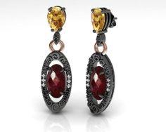 Bohemme Earrings #bohemmejewelry