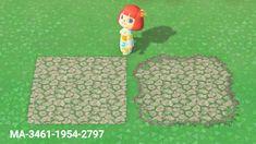 Animal Crossing Wild World, Animal Crossing Guide, Cold Creek, Pirate Island, Animal Games, New Leaf, Game Design, Paths, Custom Design