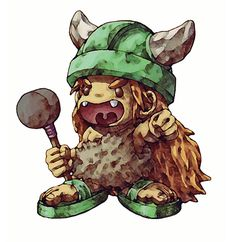 Watts from Legend of Mana