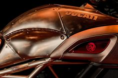 #birmingham Ducati and Diesel combine to create the Ducati Diavel Diesel DUCATI has partnered with Italian clothing company Diesel to create a new limited edition Diavel - the Ducati Diavel Diesel, which will be limited to 666 units and on sale from April this year.