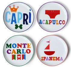How adorable are these coasters?