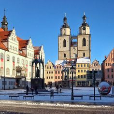 This quiet little town in rural Germany may not look like the birthplace of a revolution, but it was here a German priest by the name of . Travelogue, Priest, Notre Dame, Revolution, Germany, Building, Buildings, Revolutions, Deutsch