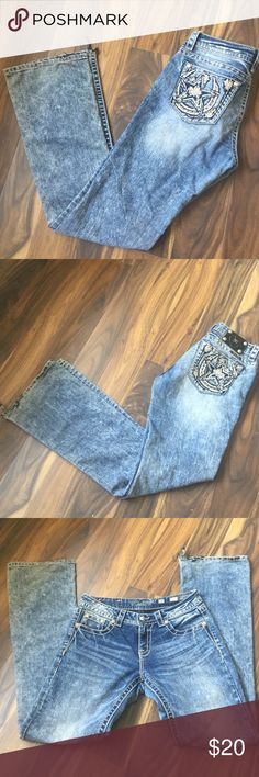 Miss me jeans I used condition. Relaxed boot cut Miss Me Jeans Boot Cut