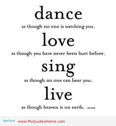 quotes about love and life - Google Search