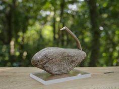 #流木の鳥ー1 ★  #流木 #流木アート #屋久島アート #インテリア #Birds of #driftwood #Interior