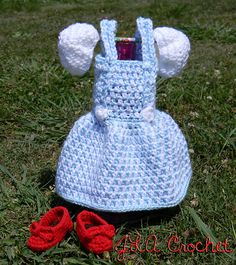 Wizard of Oz Dorothy Dress pattern
